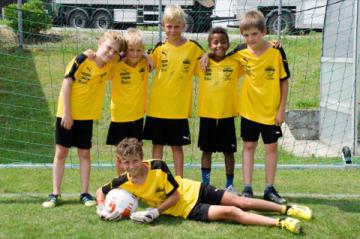 Fussballcamp 2015-1990
