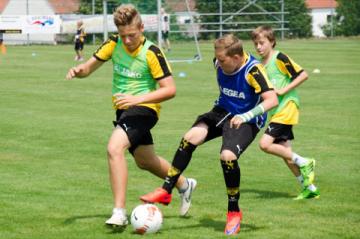 Fussballcamp 2015-2001