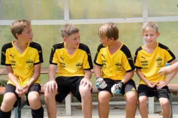Fussballcamp 2015-1985