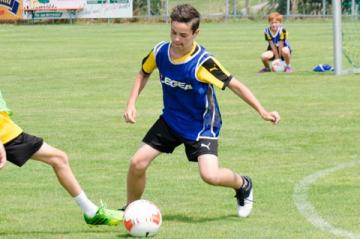 Fussballcamp 2015-2004