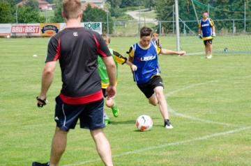 Fussballcamp 2015-2005