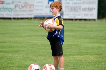 Fussballcamp 2015-2010