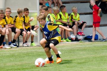 Fussballcamp 2015-2011