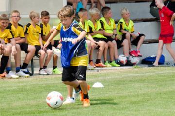 Fussballcamp 2015-2012