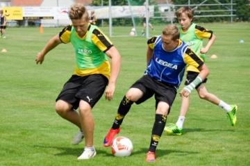 Fussballcamp 2015-2002
